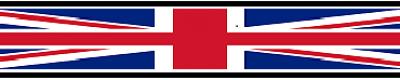 bandiera inglese ridotta